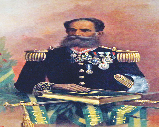 Retrato do General Deodoro da Fonseca Henrique Bernardelli
